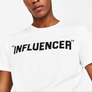 Tshirt Influencer