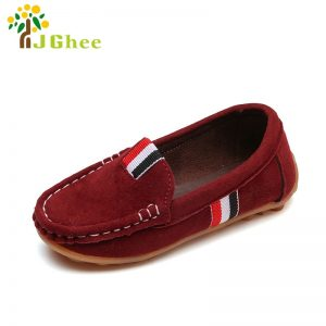 Boys Shoes Kids Loafers 1